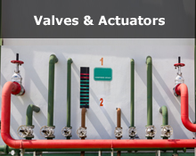 Valves & Actuators